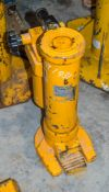 2 - 6 tonne axle/cable drum stands 16100483
