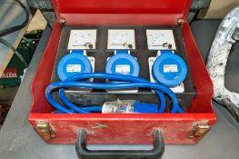 240v load bank tester WOOZN1391