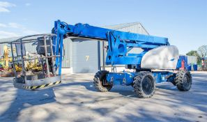 Nifty HR21D diesel driven 4 x 4 articulated boom lift Year: 2007 S/N: 16141 HYP076