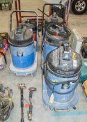 5- Numatic vacuum cleaners CO