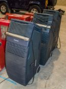 Honnywell 240v air conditioning units CO