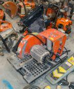 Norton mini clipper masonry saw ** Parts missing ** 11200018