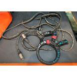 2 - Radiodetection C-Clamps