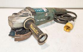 Makita GA9020 110v angle grinder