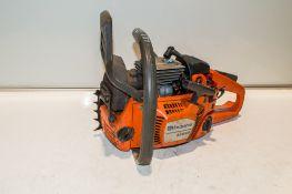 Husqvarna 346XP petrol driven chainsaw ** Parts missing ** 1101-8578
