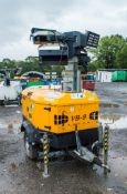 Generac VB9 diesel driven fast tow tower light Year: 2016 S/N: 1603730 Recorded Hours: 5113790