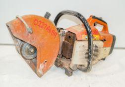 Stihl TS400 petrol driven cut off saw ** Pull cord missing ** 0227A689