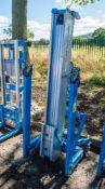 Genie SLA-15 manual site hoist 14050701