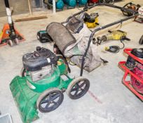 Billy Goat petrol driven leaf vacuum 21070031