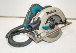 Makita HS7601 110v circular saw 16120380