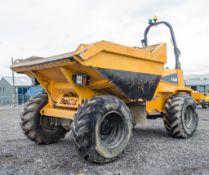 Thwaites 9 tonne straight skip dumper Year: 2018 S/N: 1685 Recorded Hours: 1822 c/w road light kit
