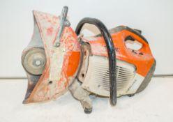 Stihl TS410 petrol driven cut off saw 0227C046