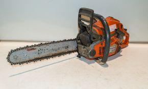 Husqvarna 550XP petrol driven chainsaw 1510-2782