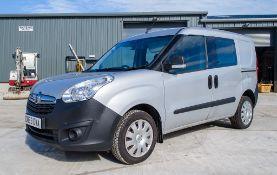 Vauxhall Combo 2300 1.3 CDTi Eco Flex glazed crew van Registration Number: DN63 OWA Date of