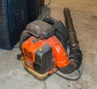 Husqvarna 570BTS backpack leaf blower 1208-1092