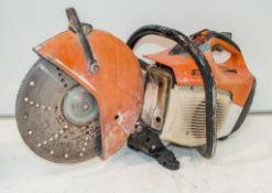 Stihl TS420 petrol driven cut off saw ** pull cord missing ** 0227A662