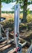 Sumner 2015 manual site hoist LK85U630 ** Parts missing **