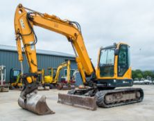 Hyundai Robex 80 CR-R 8 tonne rubber tracked excavatorYear: 2014S/N: 00720Recorded Hours: 5384c/w