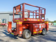 Genie GS - 2668 RT diesel driven 4 x 4 scissor lift Year: 2006 S/N: GS6086-47270 Recorded Hours: