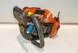 Husqvarna petrol driven chainsaw ** For spares ** 1602-0221