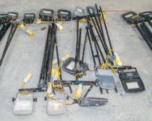5 - 110 volt LED site lights