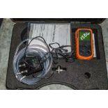 GMI gas detection alarm c/w carry case LM903113