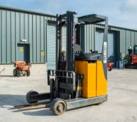Still FM12 battery electric fork lift Year: 2005 S/N: 000097 Recorded Hours: c/w: charger unit