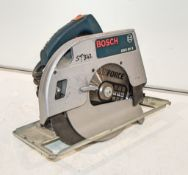 Bosch GKS 85S 240v circular saw WOOST342
