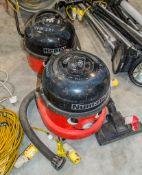 2- Numatic Henry vacuum cleaners 2330407,23300430 CO