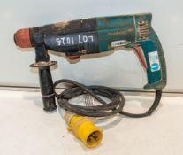 Makita HR2410 110v SDS rotary hammer drill 03301451 CO