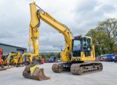 Komatsu PC 138 US - 11 14 tonne steel tracked excavator Year: 2017 S/N: F50352 Recorded Hours: