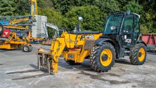 JCB 540 - 140 14 metre telescopic handler Year: 2016 S/N: 2462658 Recorded Hours: 5434 Auxillary