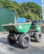 Terex HD1200 1.2 tonne high tip dumper Year: 2007 S/N: E710FU035 Recorded Hours: 1903