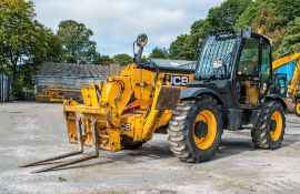 JCB 535 - 125 12.5 metre telescopic handler Year: 2012 S/N: 2145750 Recorded Hours: 4051 Auxillary