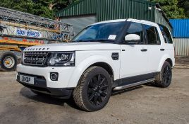 Land Rover Discovery 4 SE SDV6 Commercial 4wd SUV Reg No: YL65 YKA (Private plate now removed)