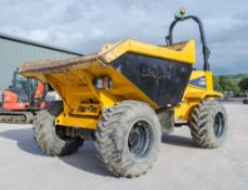 Thwaites 9 tonne straight skip dumper Year: 2018 S/N: 2E1993 Recorded Hours: 1315 ** This lot is not