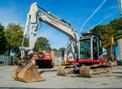 Takeuchi TB2150R 15 tonne steel tracked excavator Year: 2018 S/N: 514800118 Recorded Hours: 2265