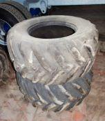 2 - 500/60-22.5 dumper tyres