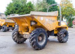 Benford Terex 6 tonne straight skip dumper Year: 2005 S/N: E506ET261 Recorded Hours: Not