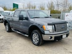 ** ON SALE **Ford F-150 5.4L V8 XLT Super-crew XTR Package 4WD '2010 Year' Air Con NO VAT