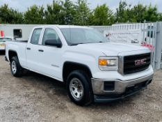 **ON SALE**GMC Sierra 4.3L V6 1500 Double-Cab 2014 '2014 Year' 6 seats - Air Con - Pick-up