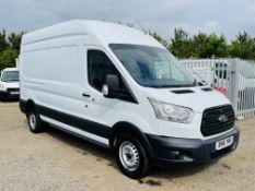 ** ON SALE **Ford Transit 2.2 TDCI 125 T350 L3 H3 2016 ' 16 Reg ' - Elec Pack - Commercial White -