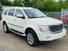 Chrysler Aspen 5.7 Hemi 2008 Limited Spec ( 2008 Year ) SUV 'AWD' 7 seats - LHD - NO VAT SAVE 20%