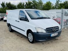** ON SALE ** Mercedes-Benz Vito 2.1 113 CDI Long Low Roof - 2014 '14 Reg' - Cruise Control -