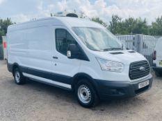 ** ON SALE ** Ford Transit 2.2 TDCI T350 L3 H2 2015 '65 Reg' Hubbard Fridge Unit - NO VAT SAVE 20%