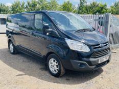 ** ON SALE **Ford Transit Custom 2.2 TDCI 125 2015 Limited '64 Reg' L3 H1 - Air Con - Sat Nav