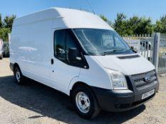 ** ON SALE ** Ford Transit 2.2 125 TDCI T350 L3 H2 2013 '63 Reg' 3 seats - NO VAT SAVE 20%