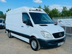 **ON SALE**Mercedes-Benz Sprinter 2.1 313 CDI L2 H3 2013 '13 Reg' GAH Fridge/Freezer Unit - 3 Seats