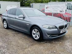 ** ON SALE **BMW 520D Efficient dynamics, 1.9L, 2012 ( 12 plate), ,Sat Nav, Air con,** NO VAT