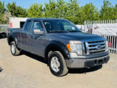 ** ON SALE **Ford F-150 4.6L V8 XLT Edition Super-Cab 4x4 '2010 Year' Air Con - 6 seats- Pick Up
